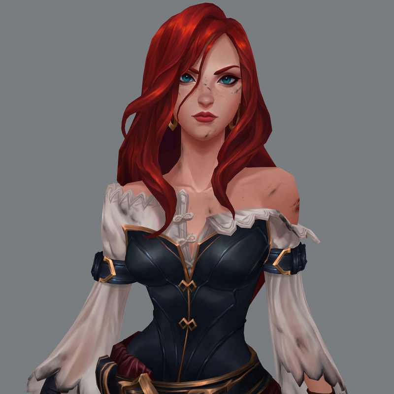 Miss Fortune Fan Art