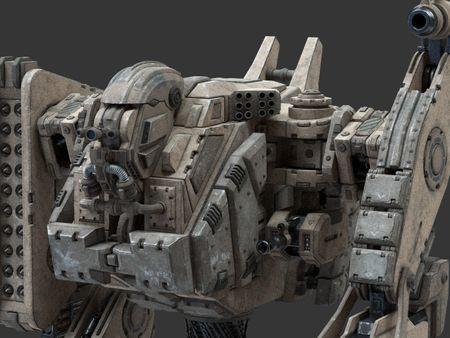 전투형 로봇