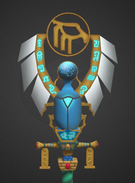 The Highkeepers Eye - World of Warcraft Weapon