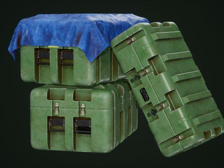 Military weapon Case