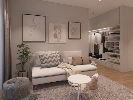 Commercial. Residential design