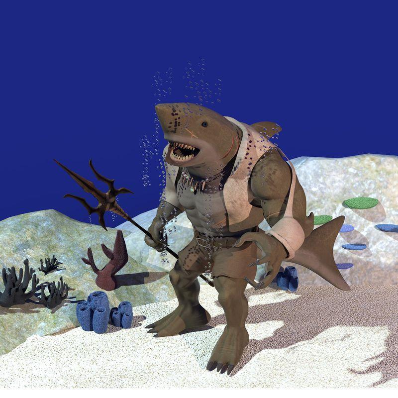 SharkWarrior