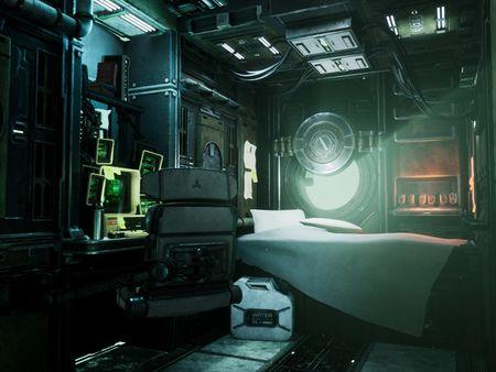 Urban Survival Unit (Interior)