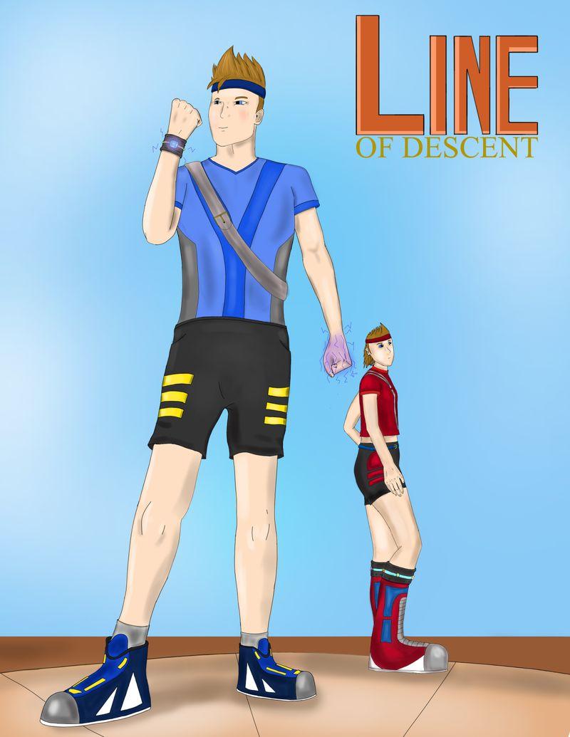 Line of Descent Concept Art