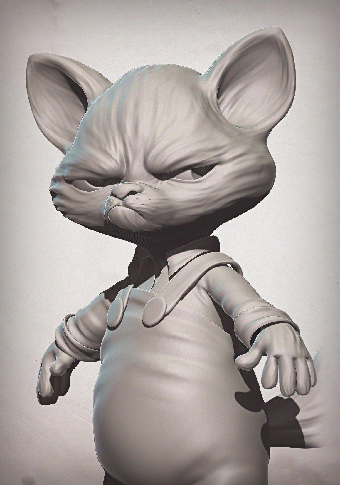 Fox Closeup Combine Kriskamikakushi