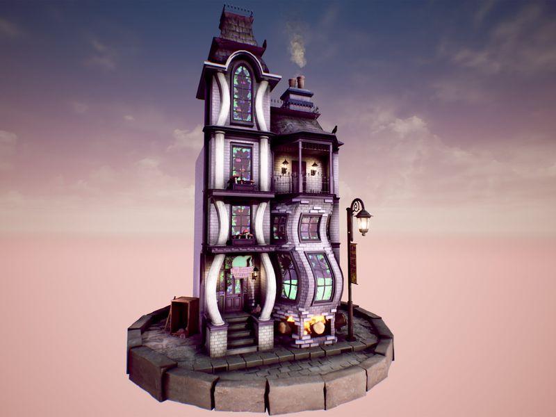 Potion Shop