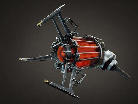 Half Life 2 - Gravity gun