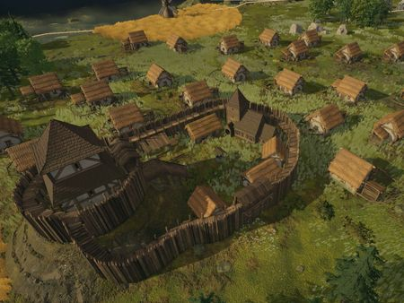 Védelem: The Golden Horde - Building Art
