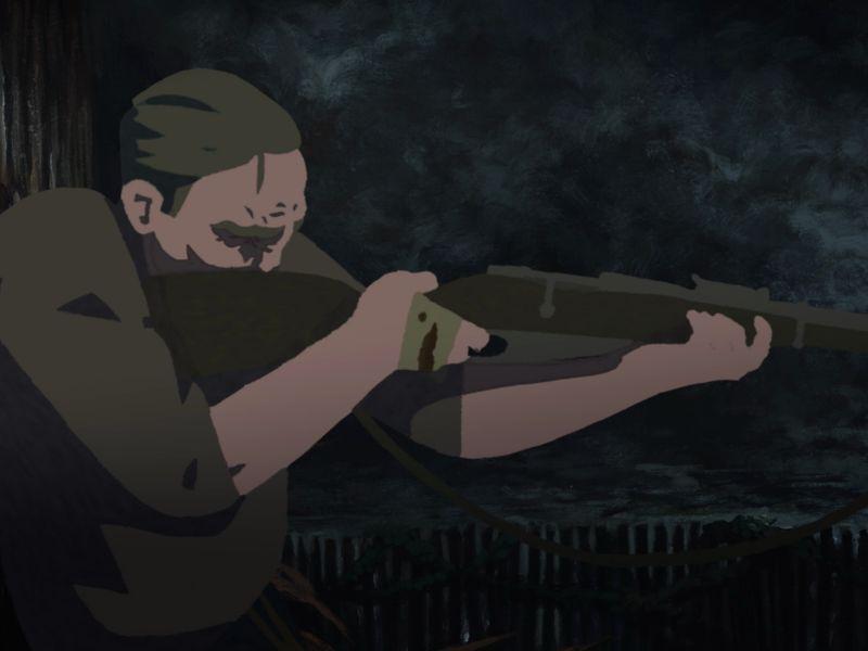 Jakub Bednarz, 2D animation work