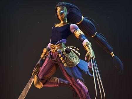 Vega - Street Fighter (redesign)