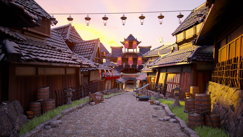 Feudal Japan Assignment