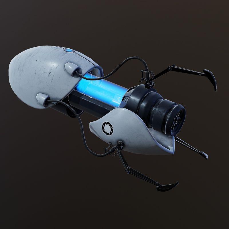 Portal Gun