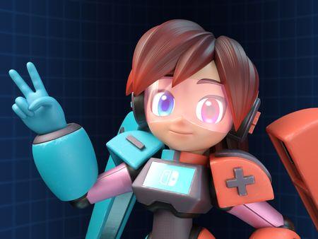Nin the Cyber Hero