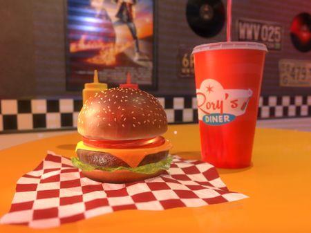 Late Night Burger
