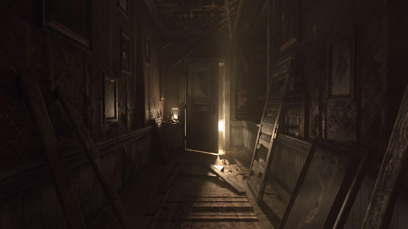 Resident Evil Inspired Scene