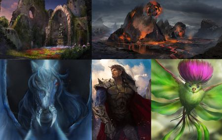 Kym's Compilation of Concept Designs and Illustrations