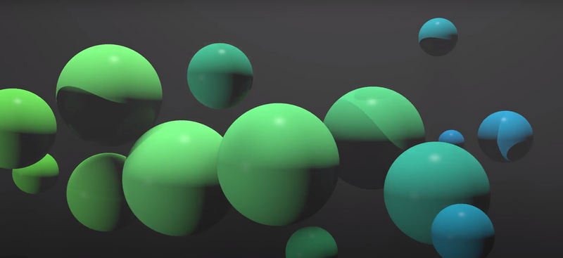 CAMERA ANIMATION: BUBBLE BEATS