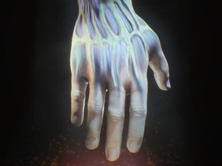Player hands- Bioshock London group project