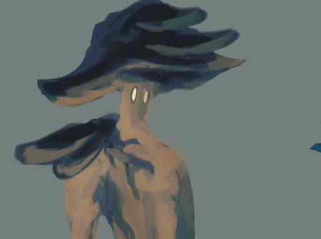 Personal Project: Mushroom Village