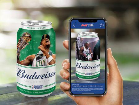 Budweiser x NBA - Behind the Glory