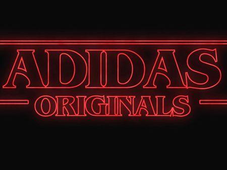 adidas Originals Superstar x Stranger Things