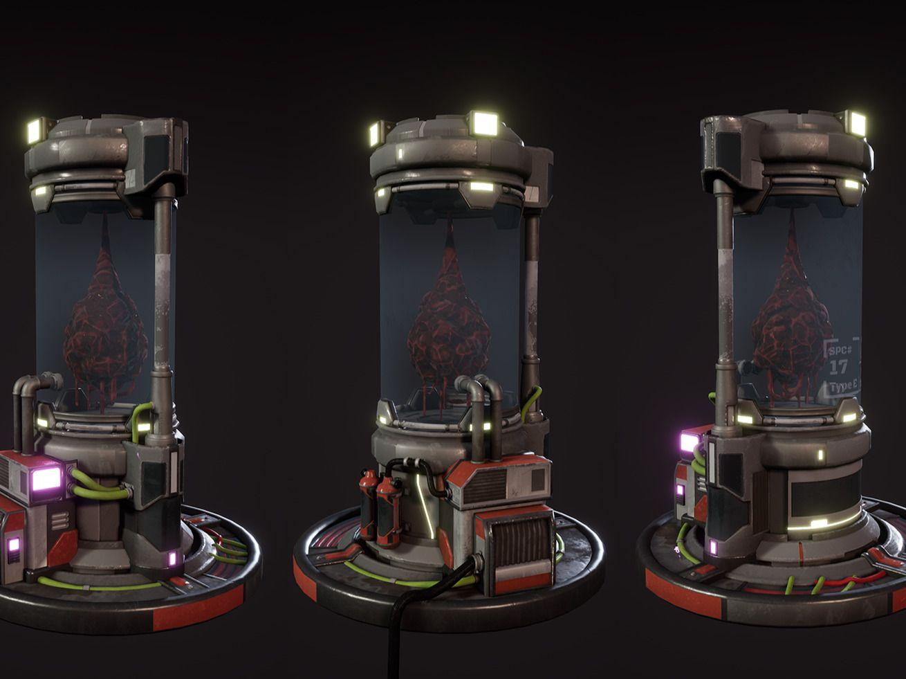 Containment Capsule