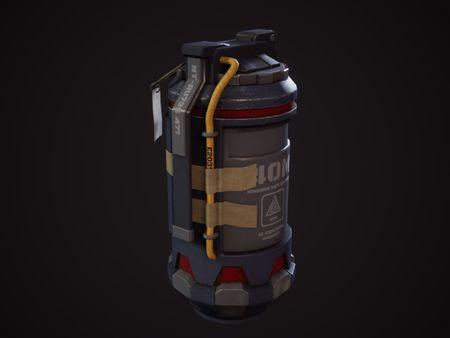 Elysium HMX Grenade