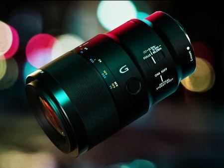 Sony 90mm Macro Lens