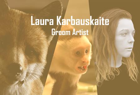 Laura Karbauskaite - Groom Artist
