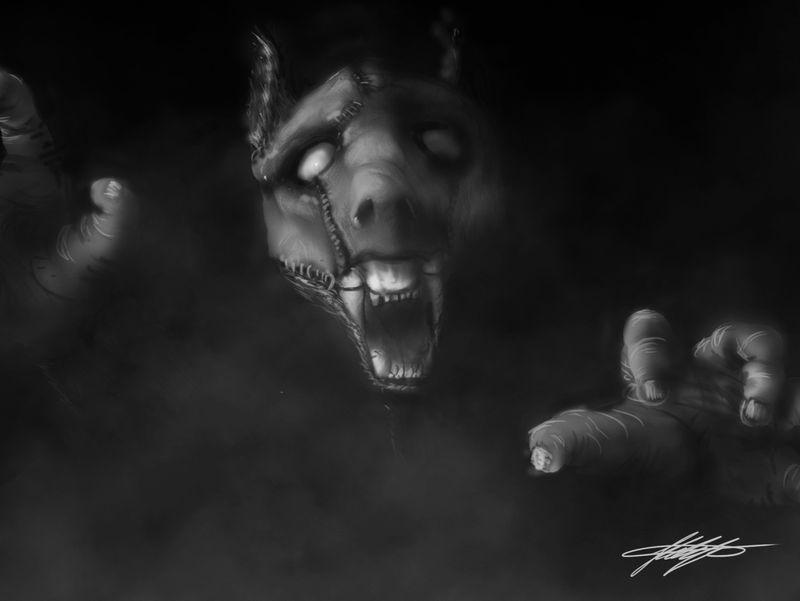 Frankenstein´s  Monster