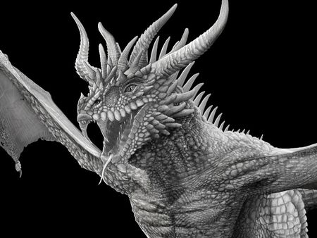 Dragon (WIP)