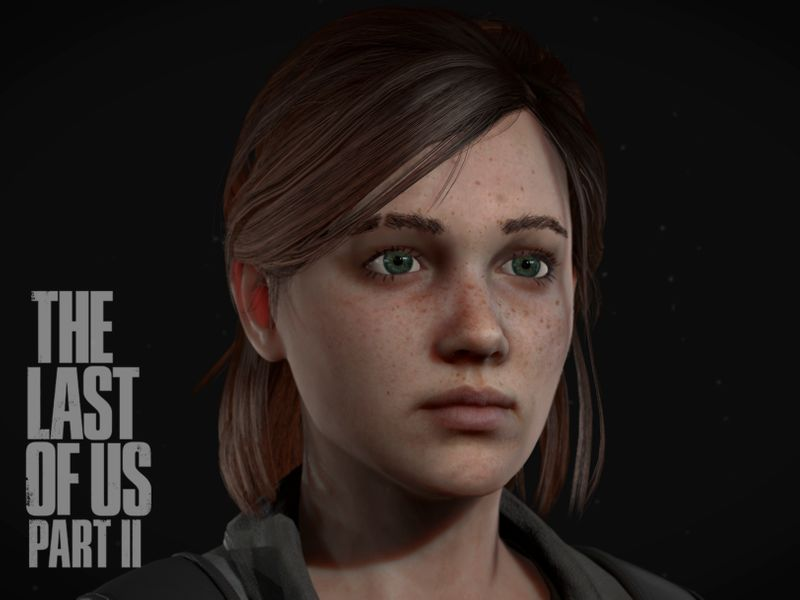 Ellie - The Last of Us Part II Fanart