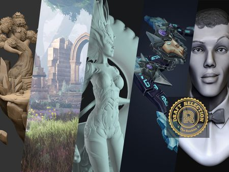 Sculpts and Game art by Laura Schreurs