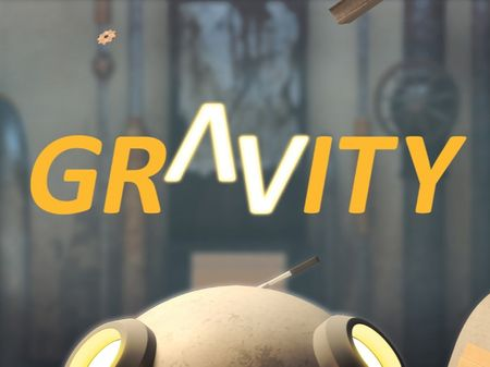 Animated Short Film - Gravity
