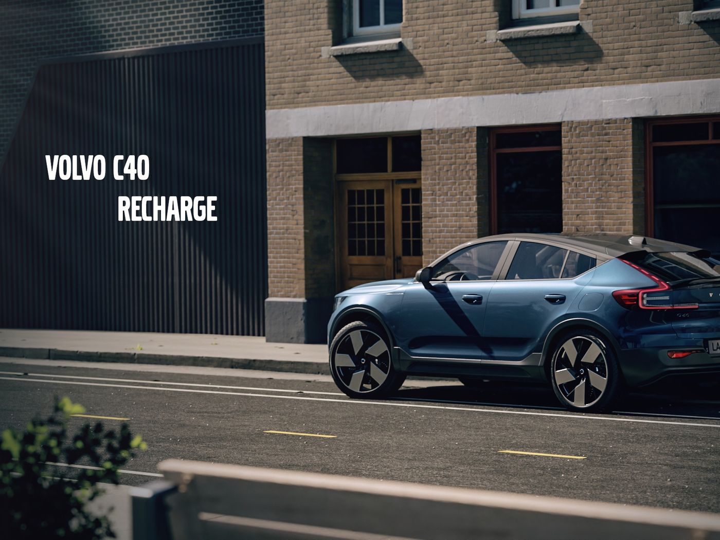 The Volvo C40 Project