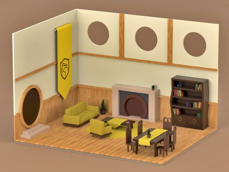Hufflpeuff Common Room