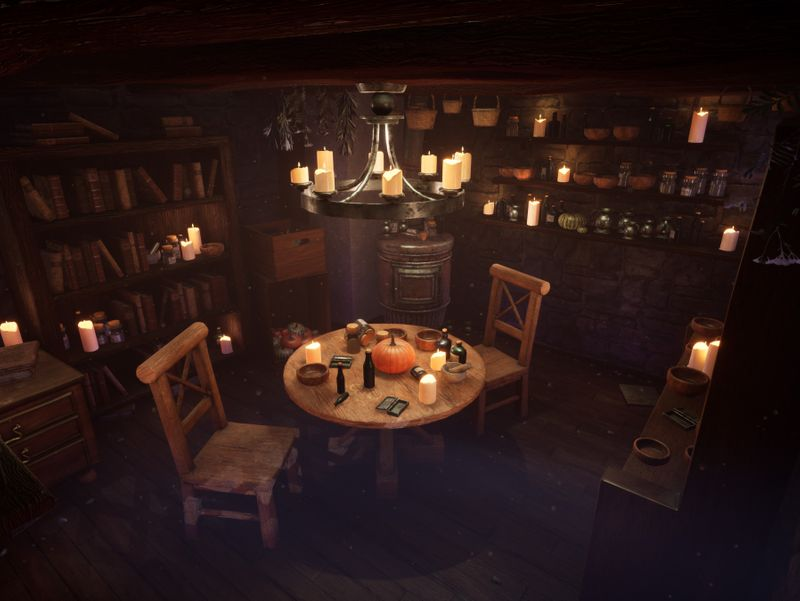 Apothecary Room