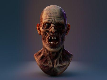 Zombie Texturing