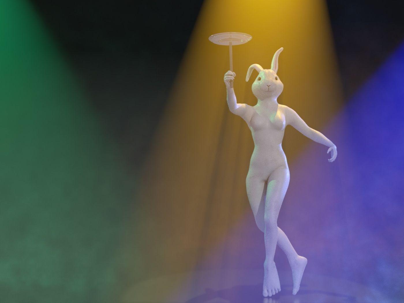 Rabbit Women Show