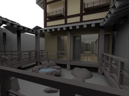 Traditional Japanese House WIP