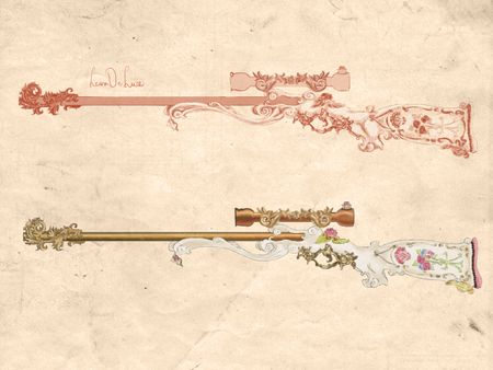 Rococo Weapons
