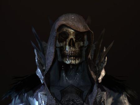 Shaman Skeletor