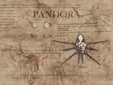 Quadruped - Pandora