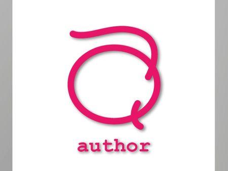 Author - Product Branding Design
