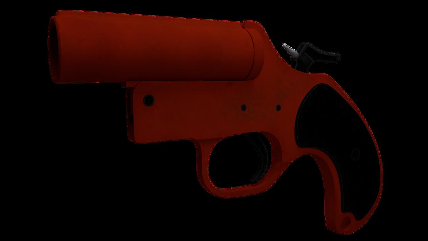 Flare Gun Basecolor Leonstuermer