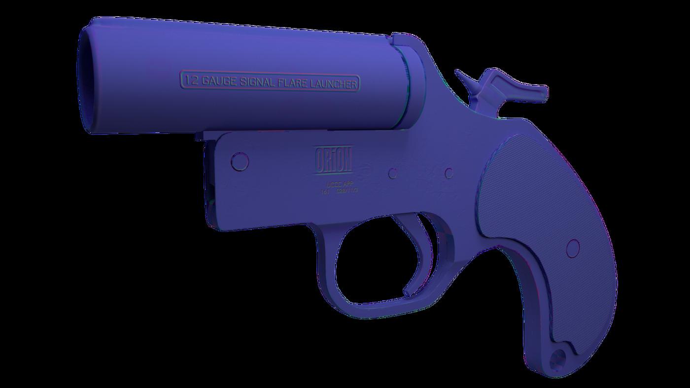 Flare Gun Normal Leonstuermer
