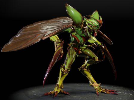 Coleoptera Pugnator