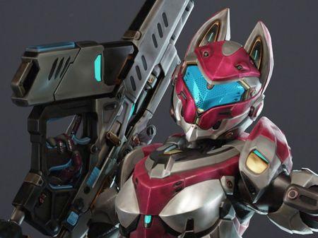 Yui - Spec Ops Cat