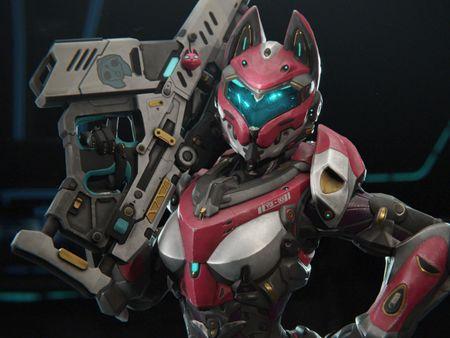 Yui - Spec Ops: Cat