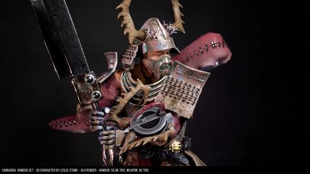 Sangaroa: Armour Set